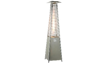 pyramid patio heater